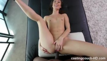 Hitchhiking czech babe has some rebound sex